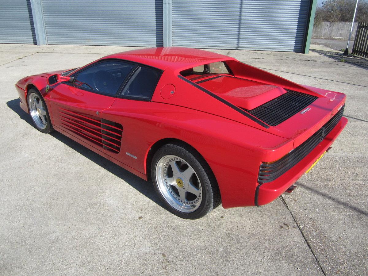 1991 Ferrari Testarossa For Sale (picture 4 of 6)