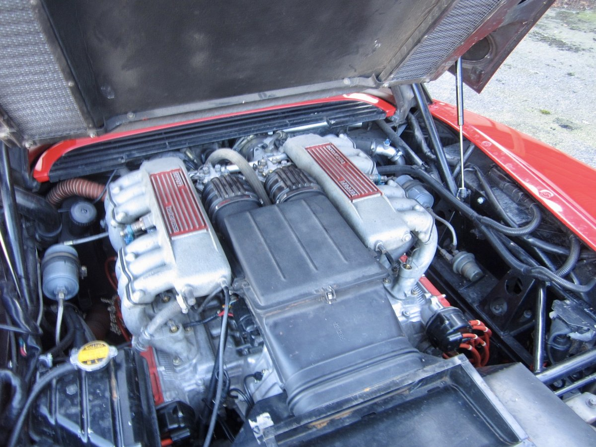 1991 Ferrari Testarossa For Sale (picture 6 of 6)