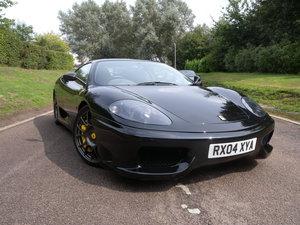 2004 Ferrari 360 Challenge Stradale F1 Coupe For Sale