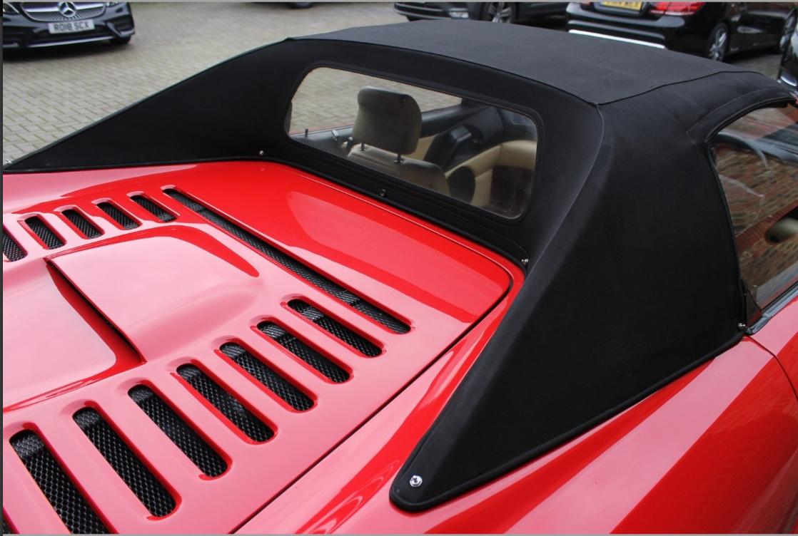 1996 Ferrari 355 Spider - Manual For Sale (picture 4 of 6)
