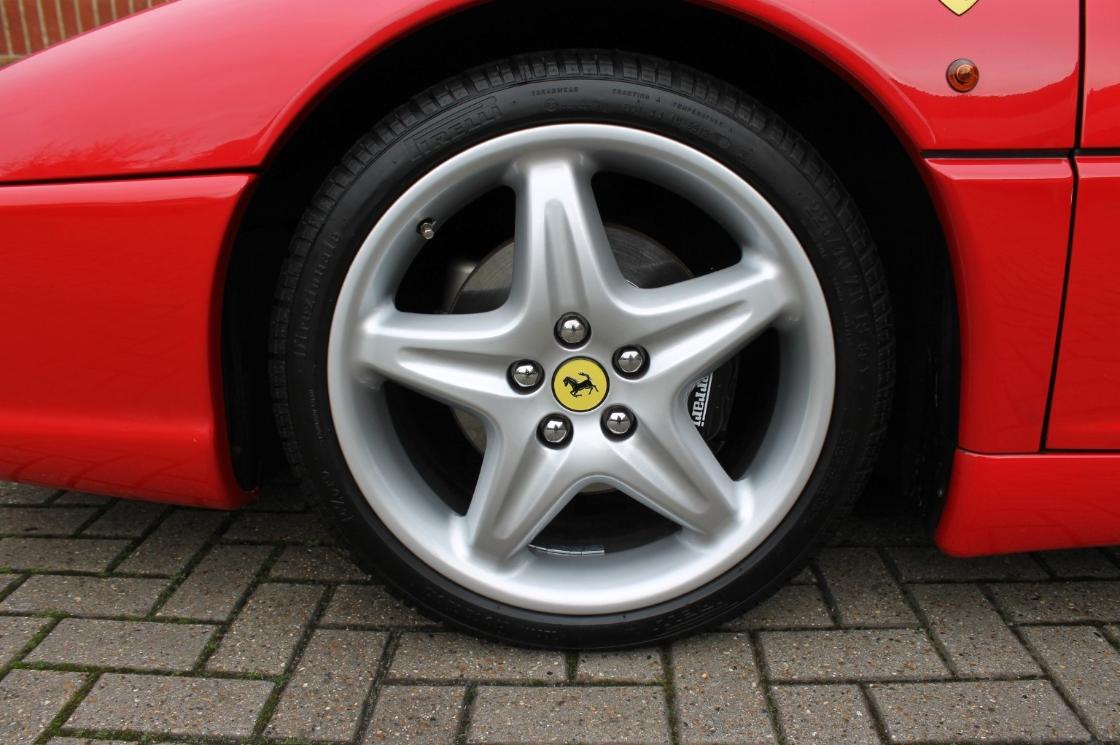 1996 Ferrari 355 Spider - Manual For Sale (picture 6 of 6)