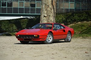 1981 - Ferrari 308 GTBi SOLD by Auction