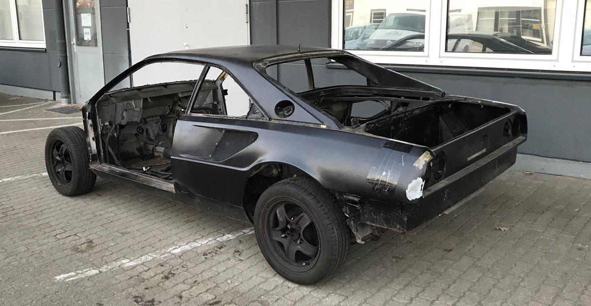 1987 Mondial 3.2 QV Parts Car For Sale (picture 1 of 6)