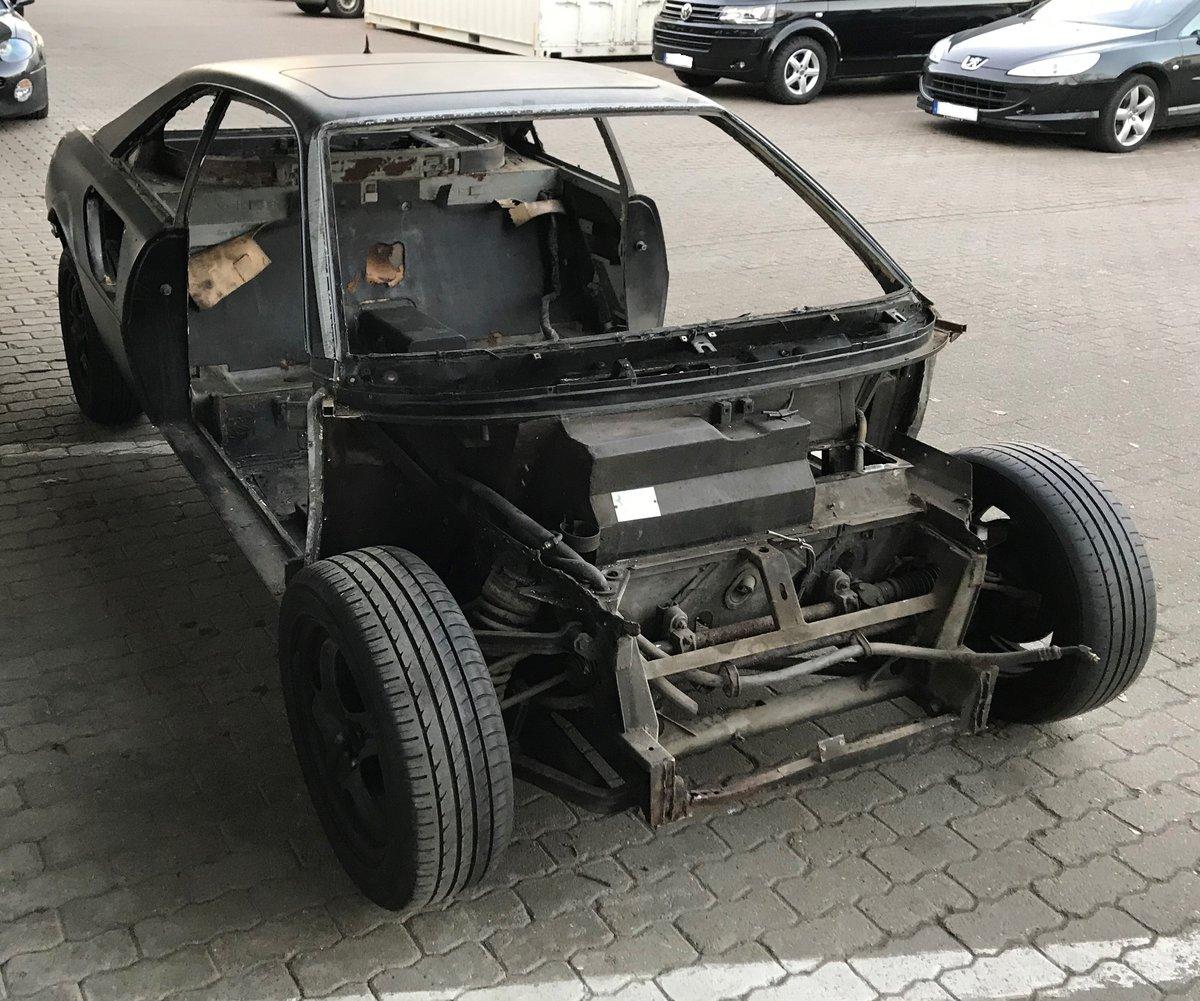 1987 Mondial 3.2 QV Parts Car For Sale (picture 2 of 6)