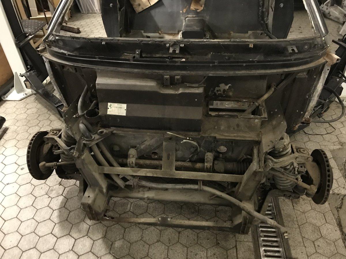 1987 Mondial 3.2 QV Parts Car For Sale (picture 3 of 6)