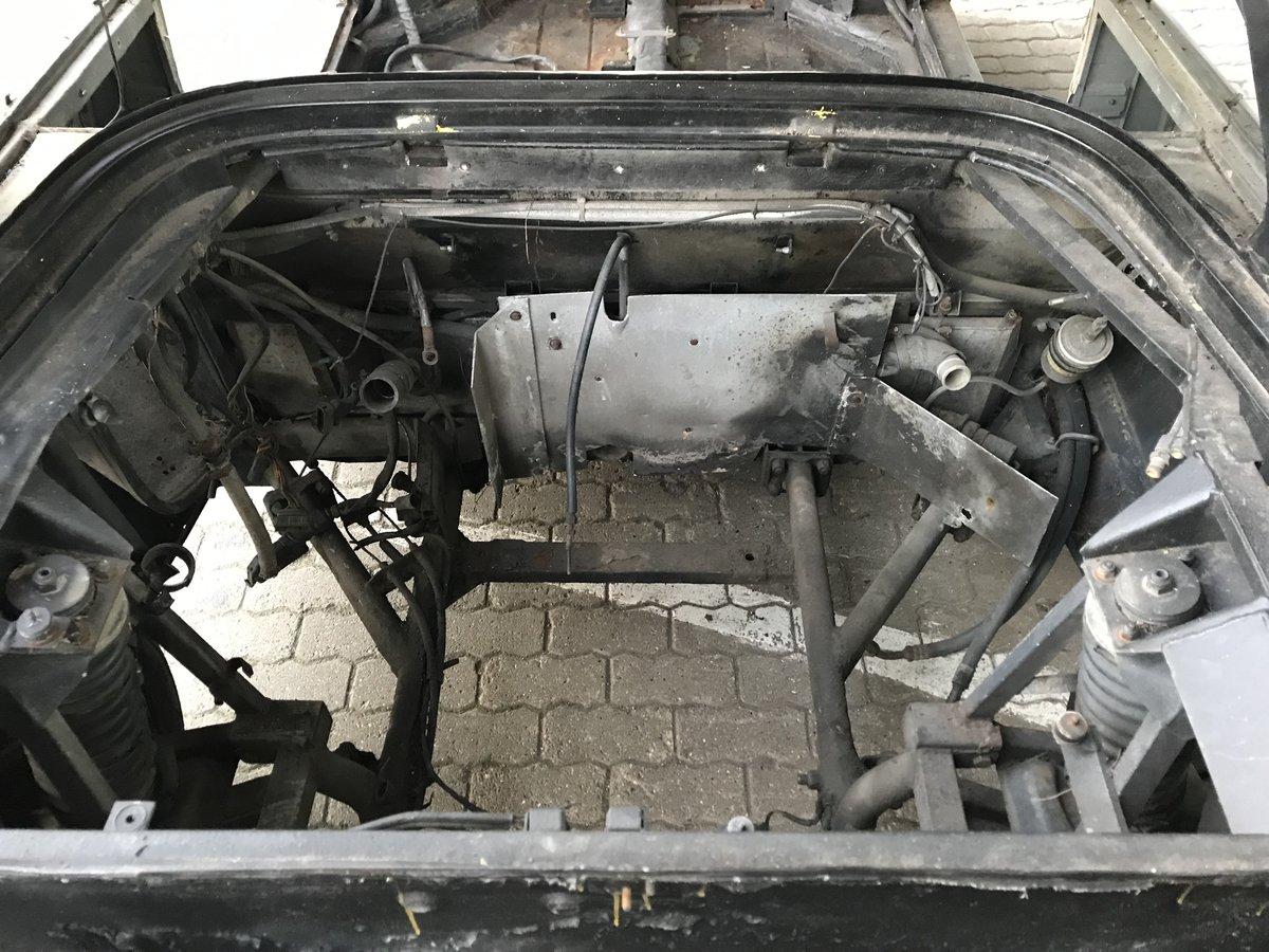 1987 Mondial 3.2 QV Parts Car For Sale (picture 4 of 6)