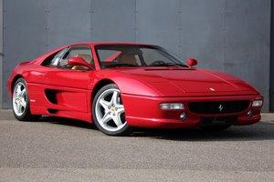1996 Ferrari F355 Berlinetta (Rosso Barchetta) LHD For Sale