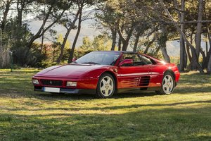 1991 Ferrari 348 TS LHD For Sale by Auction