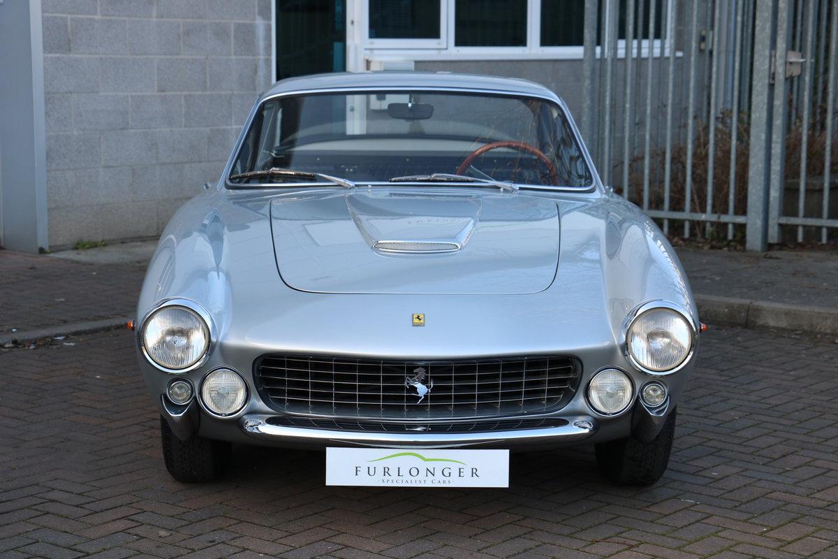 1963 Ferrari 250 GT Berlinetta Lusso For Sale (picture 2 of 6)