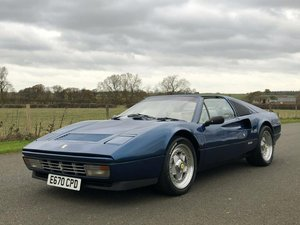 1988 Ferrari 328 GTS For Sale by Auction