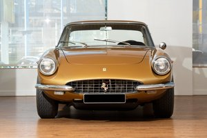 1967 Ferrari 330 GTC, 2 owners For Sale by Auction