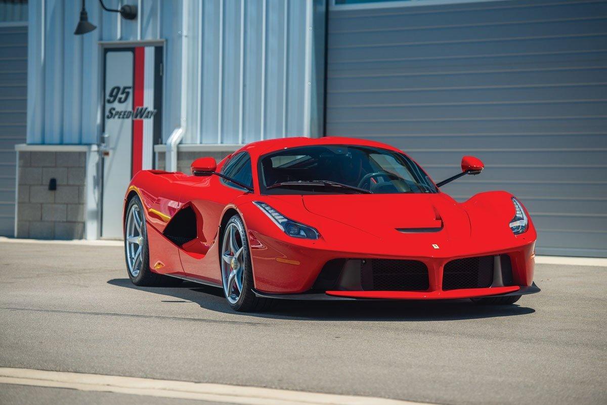 2014 Ferrari LaFerrari Coupe = Rare 1 of 499 made  $2.7M For Sale (picture 2 of 6)
