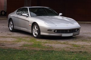 2001 Ferrari 456 GT M Manual LHD For Sale