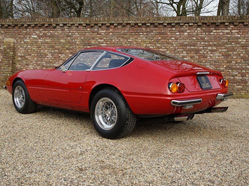 1972 Ferrari 365 GTB/4 Daytona EU car, AC, Ferrari Classiche! For Sale (picture 2 of 6)