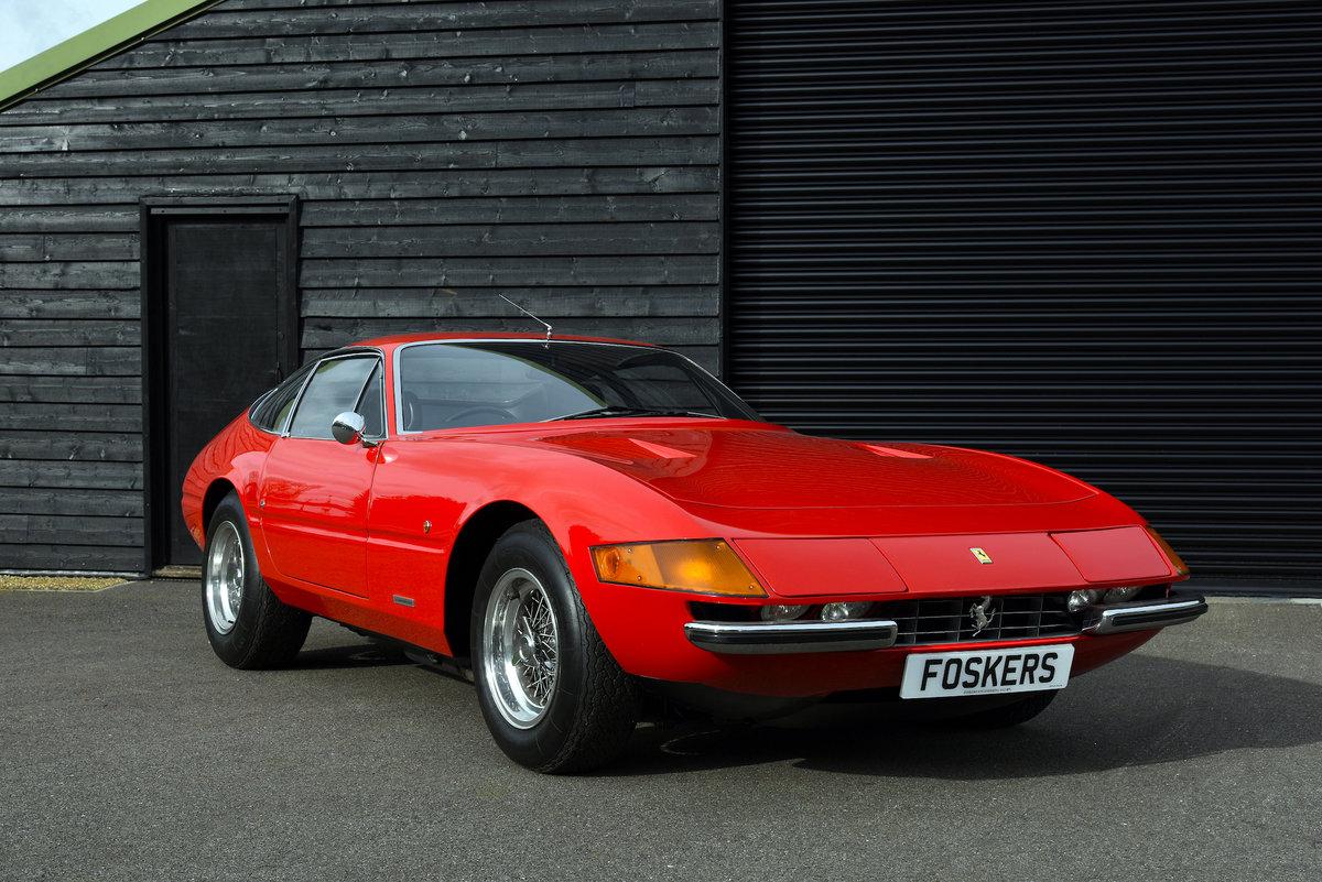 1974 Ferrari Daytona 365 GTB/4 RHD  For Sale (picture 1 of 6)