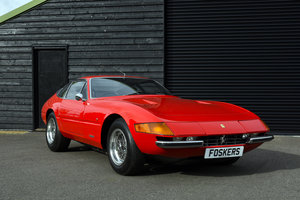 1974 Ferrari Daytona 365 GTB/4 RHD  For Sale