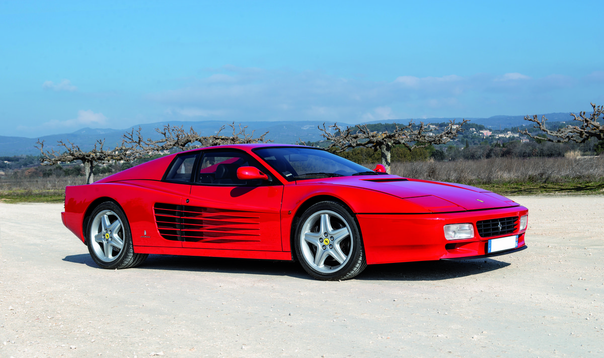 1992 Ferrari 512 TR For Sale by Auction | Car And Classic
