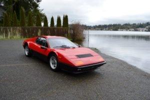 1984 Ferrari 512 BBi = clean Red(~)Black 8.4k miles $289k For Sale