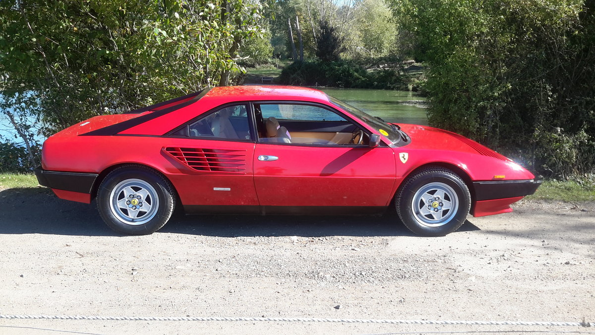 1982 Ferrari mondial 3.0 v8 coupe u,k car right hand drive For Sale (picture 5 of 6)