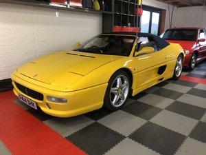 1997 Ferrari F355 Spider For Sale