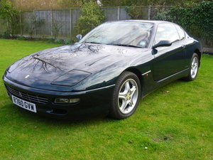 1998 FERRARI 456A For Sale