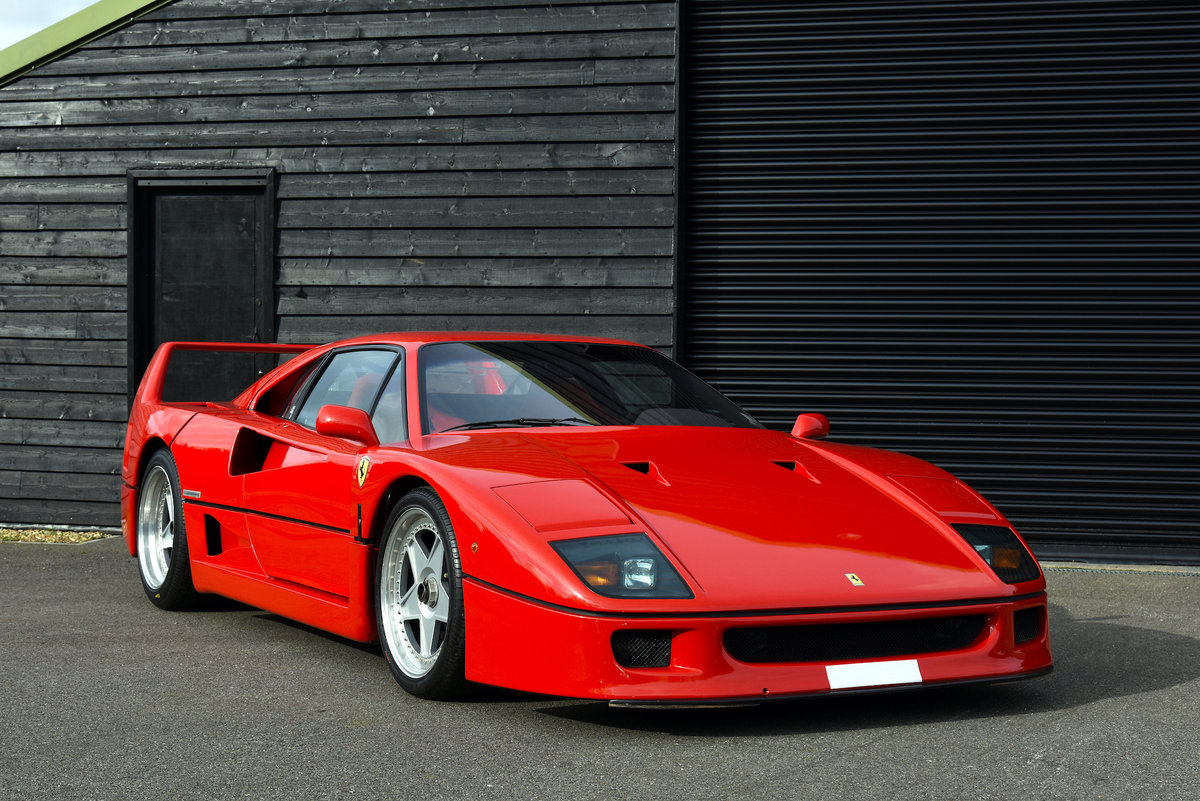 Ferrari F40 For Sale >> 1990 Ferrari F40 For Sale Car And Classic