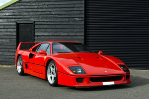 Picture of 1990 Ferrari F40 SOLD
