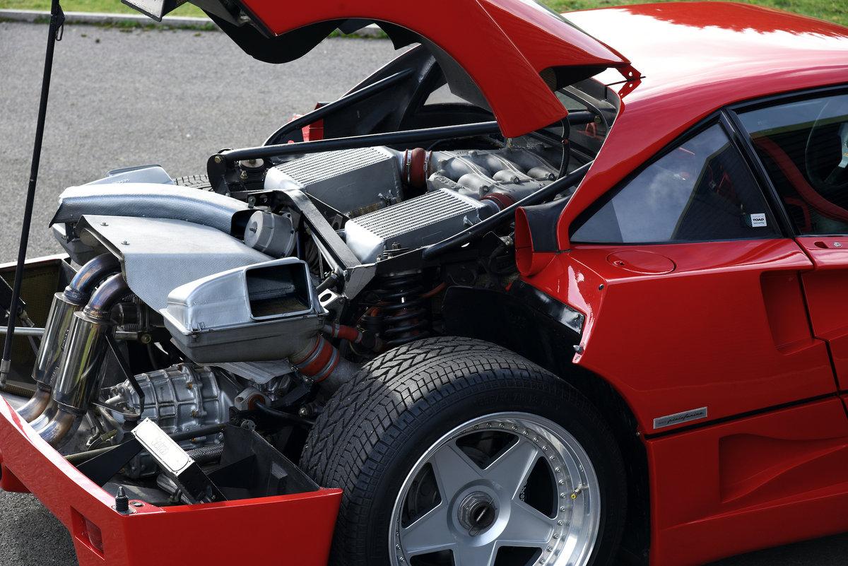 1990 Ferrari F40 For Sale (picture 4 of 6)