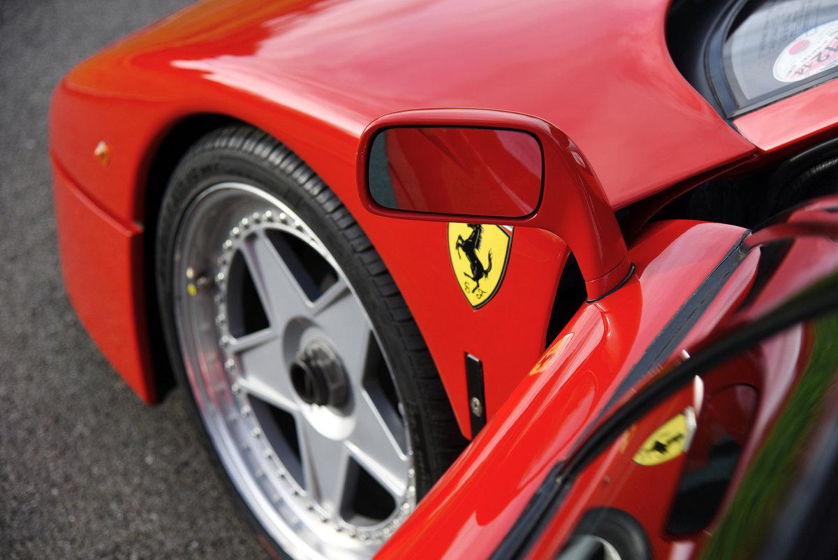 1990 Ferrari F40 For Sale (picture 5 of 6)