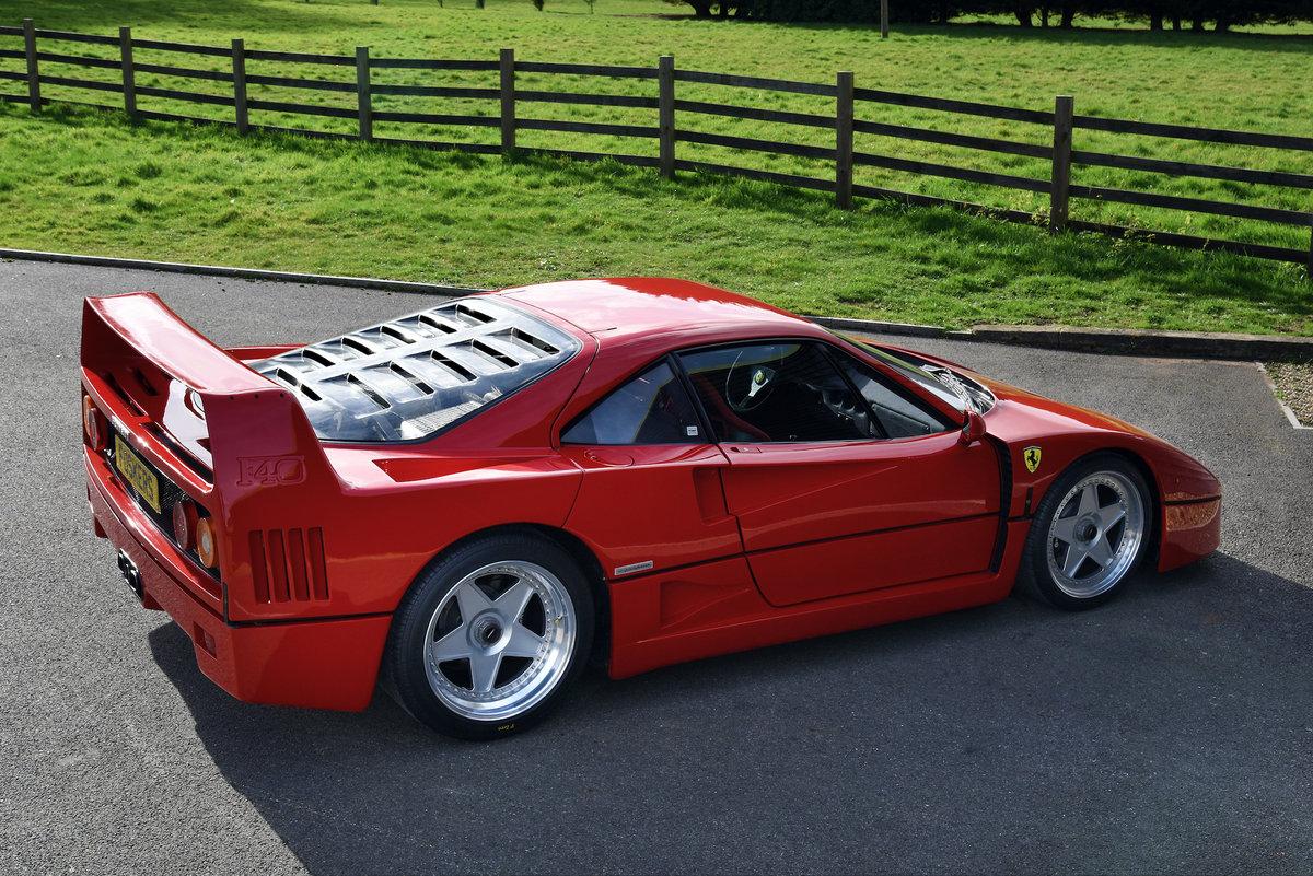 1990 Ferrari F40 For Sale (picture 6 of 6)