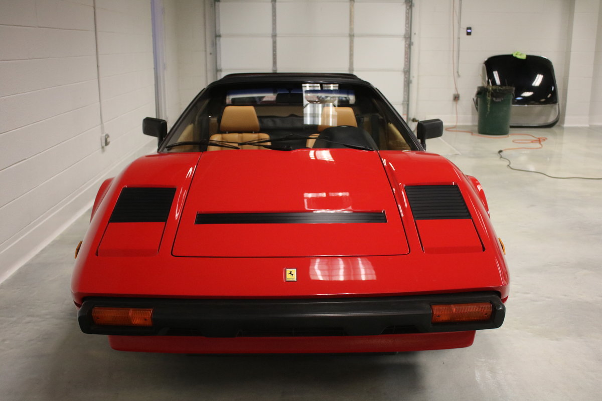 1983 Ferrari GTS QV Immaculate Condition SOLD (picture 1 of 6)