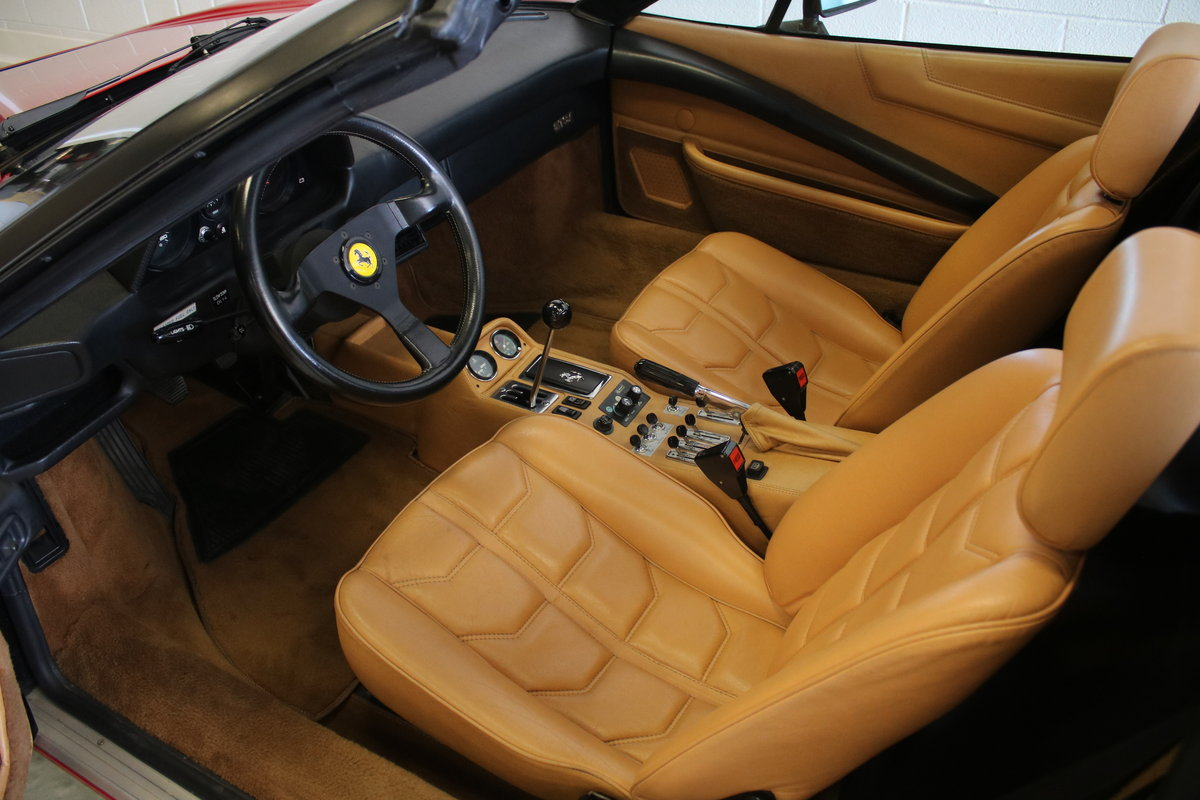 1983 Ferrari GTS QV Immaculate Condition SOLD (picture 3 of 6)