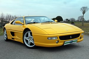 1997 Ferrari F355 Berlinetta  For Sale