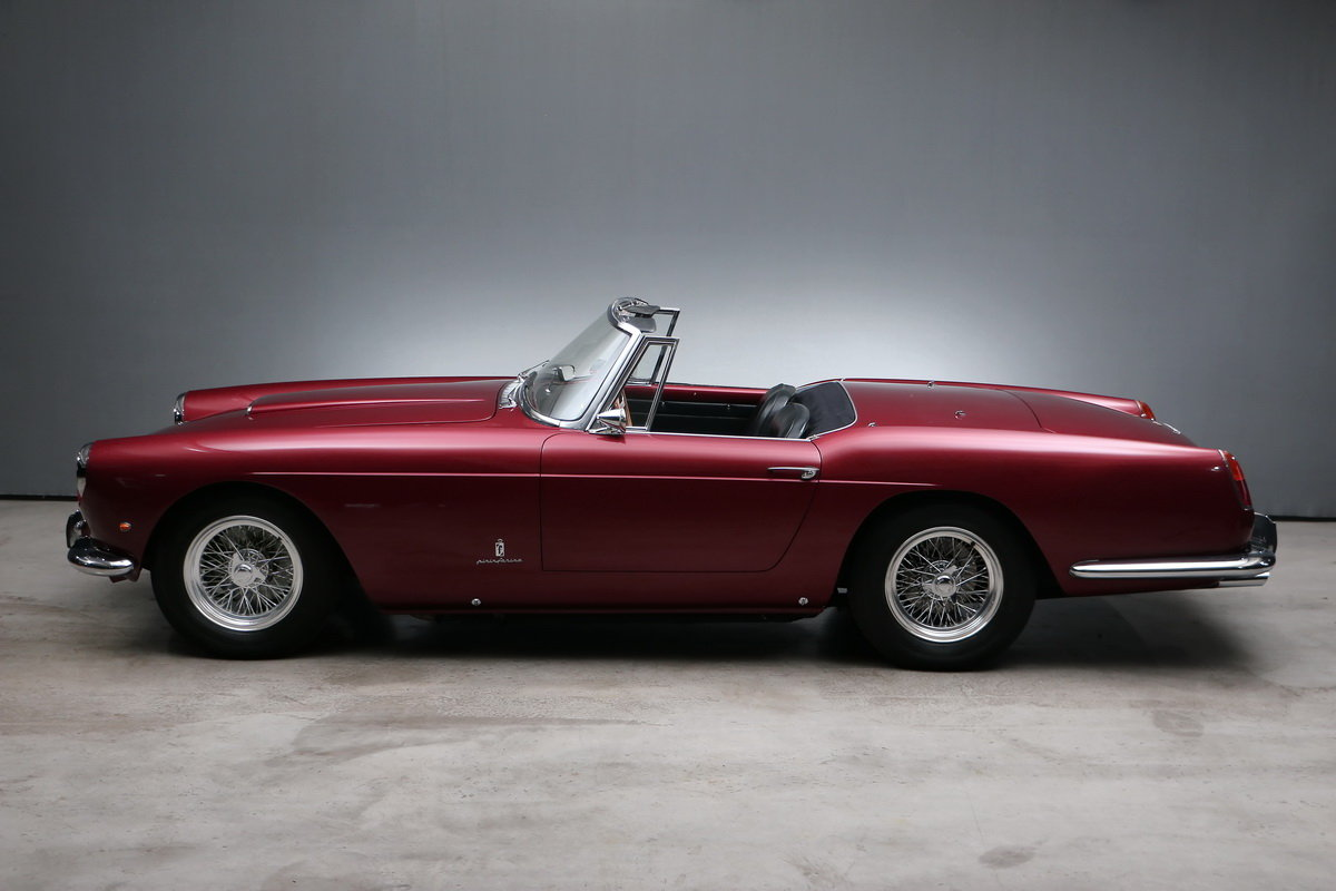 1960 Ferrari 250 GT SII Pininfarina Convertible For Sale (picture 2 of 6)
