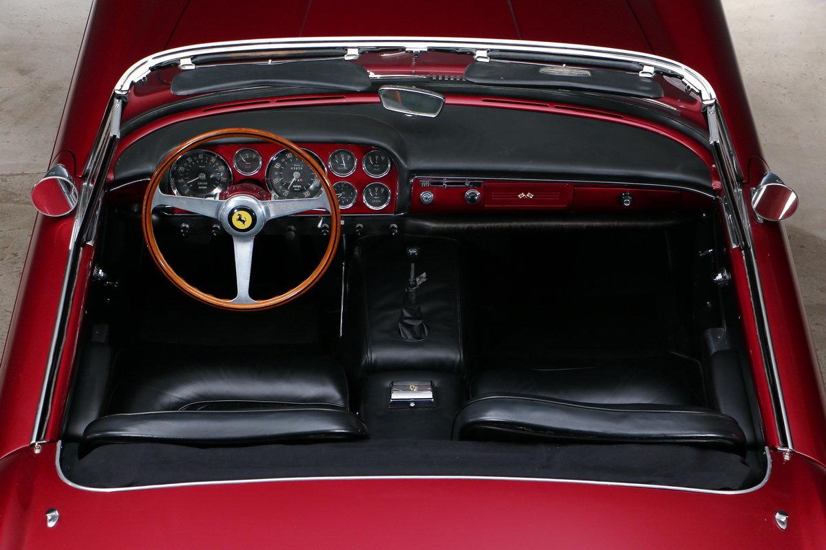 1960 Ferrari 250 GT SII Pininfarina Convertible For Sale (picture 5 of 6)