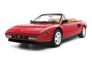 1992 Ferrari Mondial T = Red 1 of 400 Red(~)Tan  $56k  For Sale