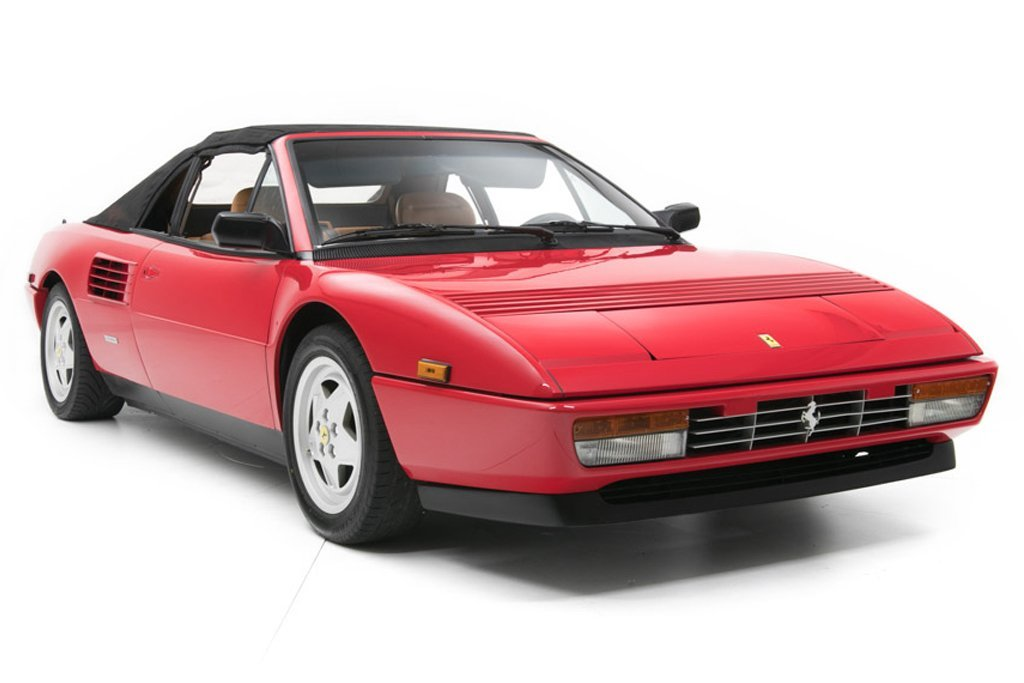 1992 Ferrari Mondial T = Red 1 of 400 Red(~)Tan  $56k  For Sale (picture 2 of 6)