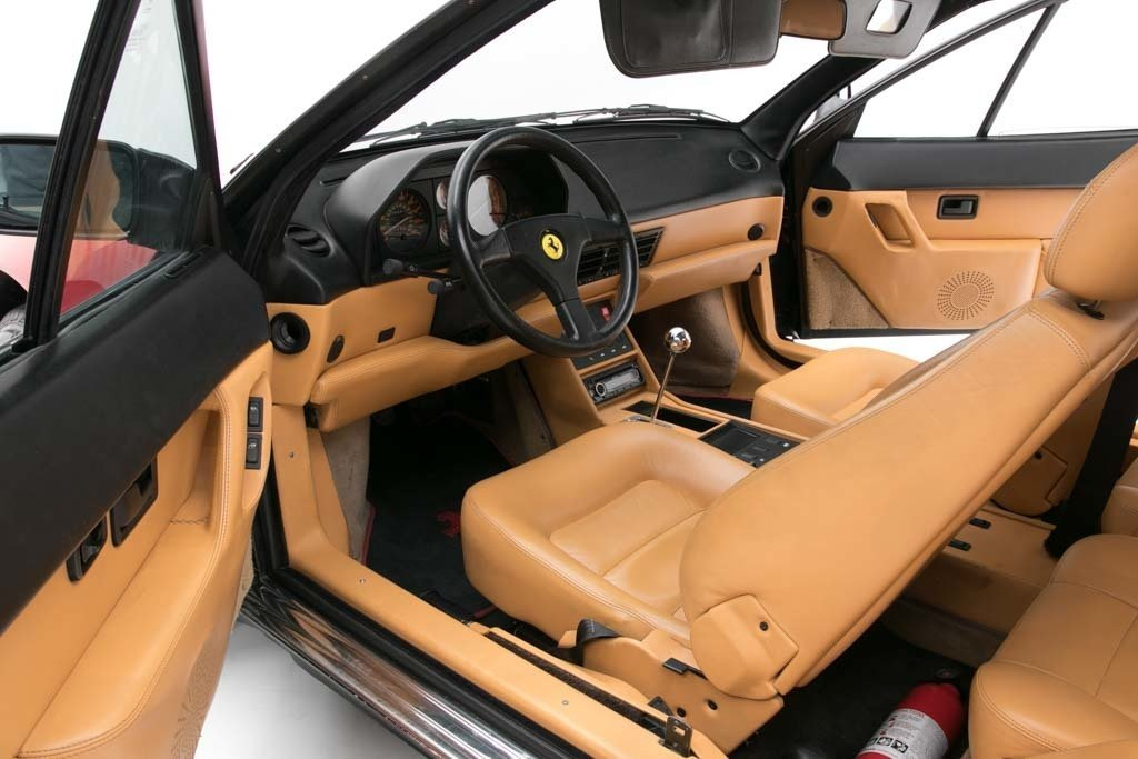 1992 Ferrari Mondial T = Red 1 of 400 Red(~)Tan  $56k  For Sale (picture 3 of 6)