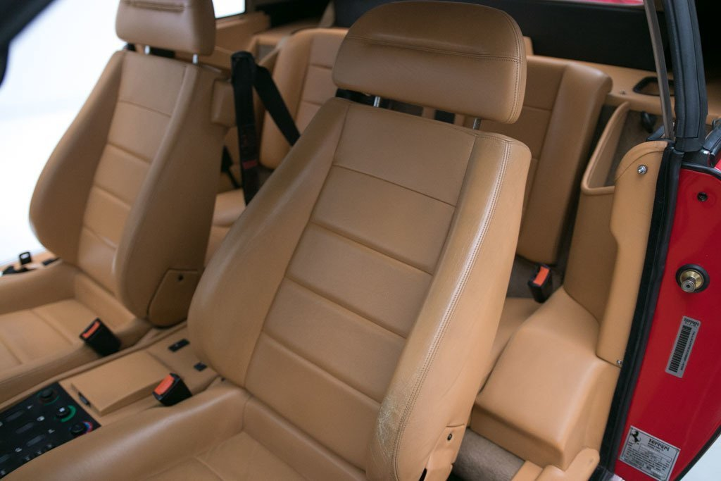 1992 Ferrari Mondial T = Red 1 of 400 Red(~)Tan  $56k  For Sale (picture 5 of 6)