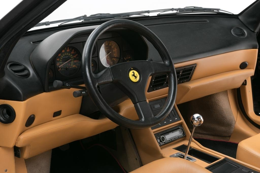 1992 Ferrari Mondial T = Red 1 of 400 Red(~)Tan  $56k  For Sale (picture 6 of 6)