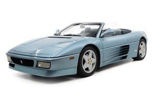 1994 Ferrari 348 Spider = Rare All Blue low 29k miles $74.5k For Sale