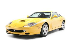 1999 Ferrari 550 Maranello = Yellow(~)Black 37k miles $119   For Sale