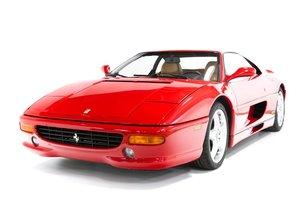 1999 Ferrari F355 F1 Berlinetta = Red(~)Tan 18k miles  $79k For Sale