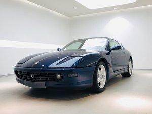 Ferrari 456 GTAM 2001 SOLD