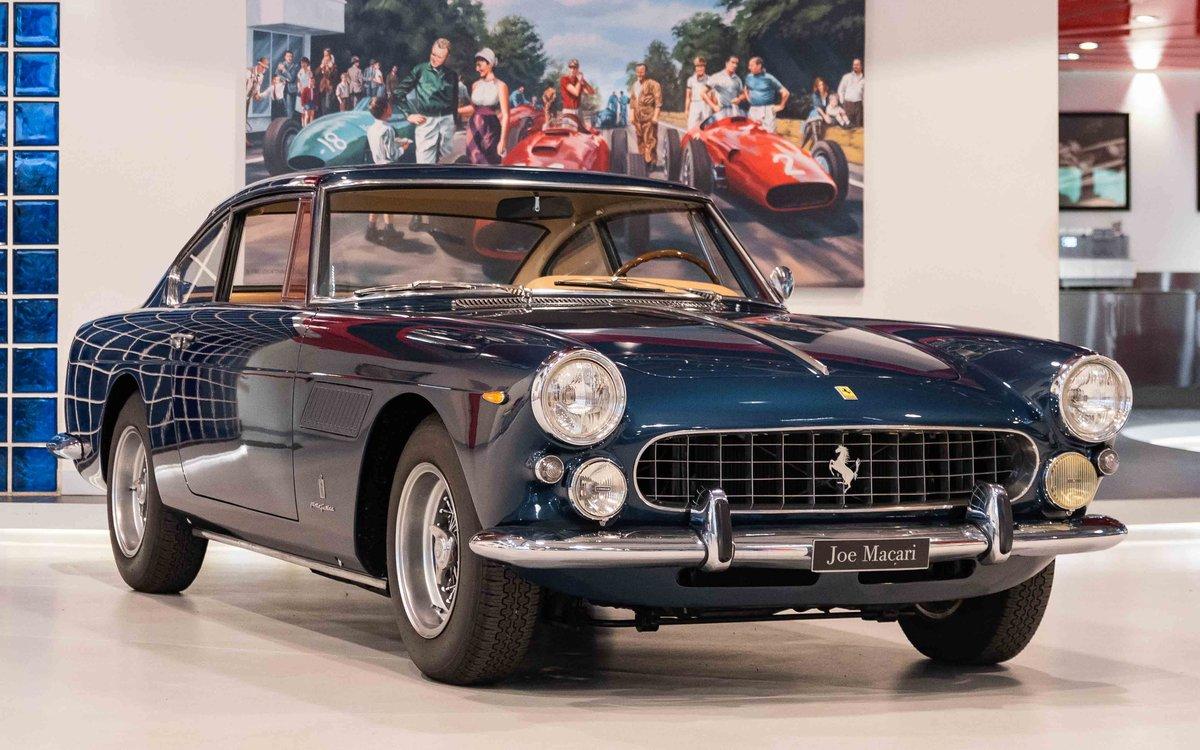 1963 Ferrari 250 GTE 2+2 For Sale (picture 1 of 6)