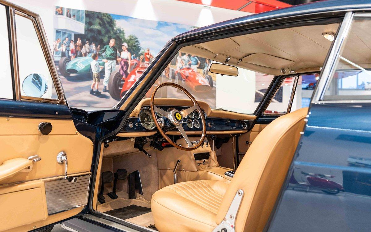 1963 Ferrari 250 GTE 2+2 For Sale (picture 5 of 6)
