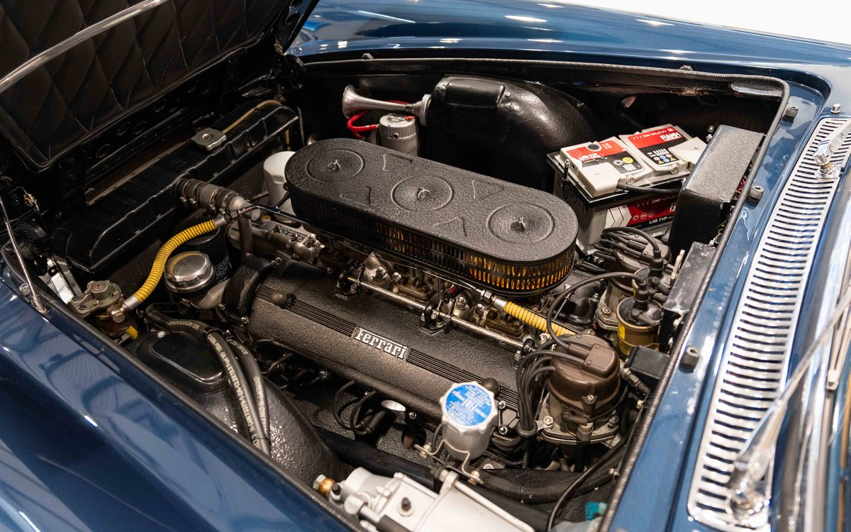 1963 Ferrari 250 GTE 2+2 For Sale (picture 6 of 6)