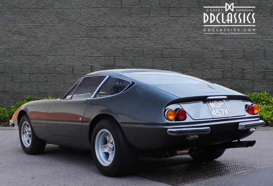1971 Ferrari 365 GTB/4 Daytona for sale in London (RHD) For Sale (picture 2 of 6)