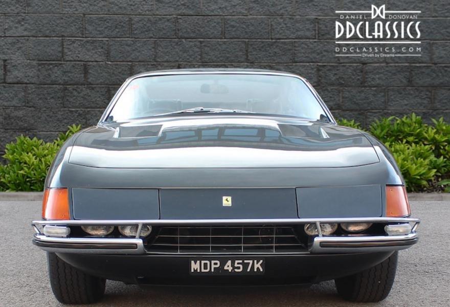1971 Ferrari 365 GTB/4 Daytona for sale in London (RHD) For Sale (picture 4 of 6)