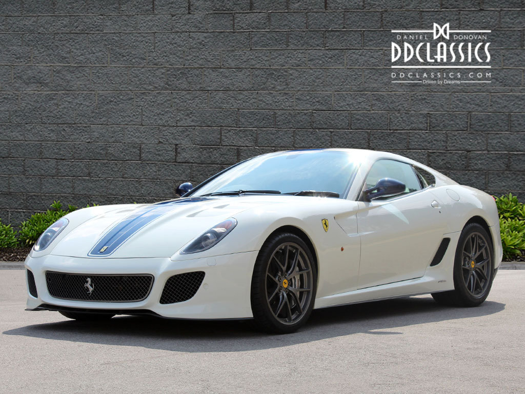 2011 Ferrari 599 GTO - Right Hand Drive for sale in London   For Sale (picture 1 of 6)